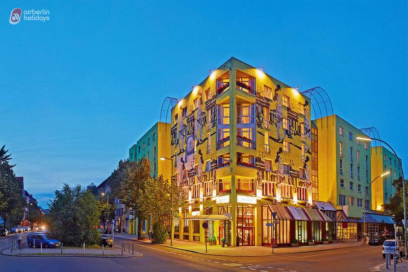 Econtel Berlin Hotel