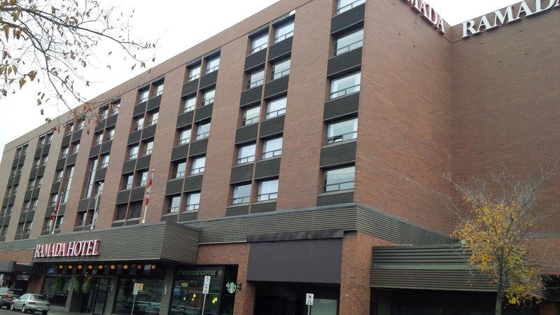 Ramada Hotel Downtown Prince George