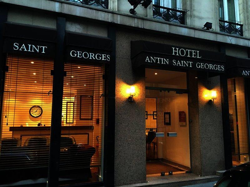 Antin Saint Georges