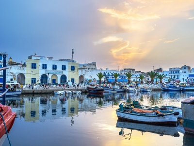Tunesien / Marokko